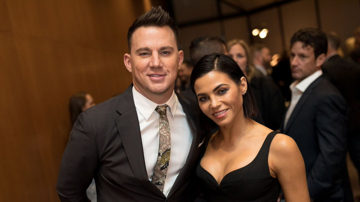 Channing Tatum And Jenna Dewan's Daughter Is Basically Young Hermione