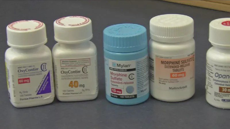 Kentucky AG files suit against 4th opioid distributor for over-supplying painkillers