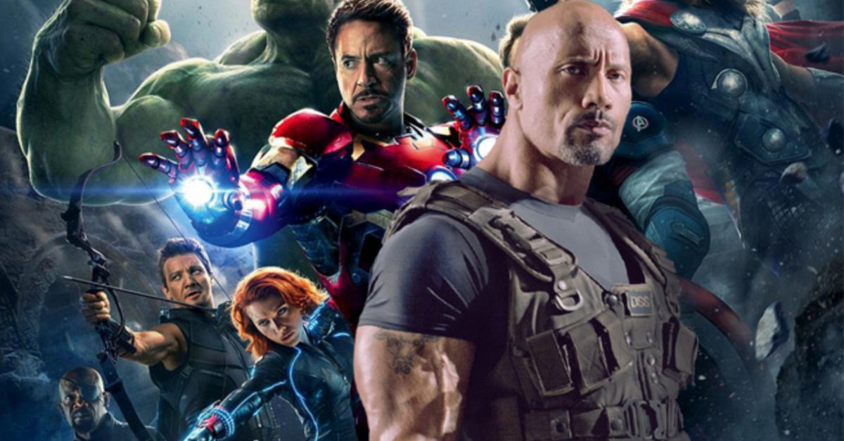 'Rampage' Featuring Dwayne Johnson Moves Release Due To New 'Avengers: Infinity War' Date https://t.co/RMdCxB4a4H https://t.co/ZfCnWSV7vQ