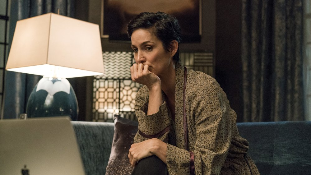 Carrie-Anne Moss breaks down Season 2 of Marvel's