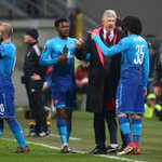 Wenger relieved at Arsenal win in Milan after nightmare week
