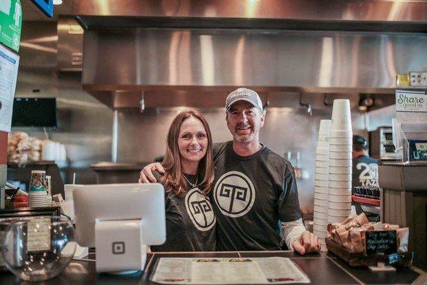 Taziki's Mediterranean Cafe celebrates 20 years in business