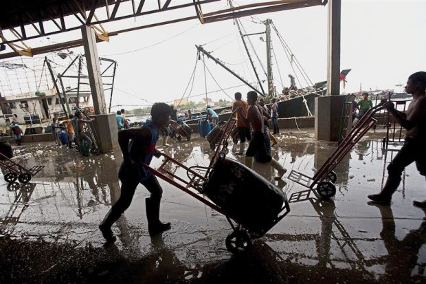 Thai fishing reforms netting some changes - ASEAN/East Asia