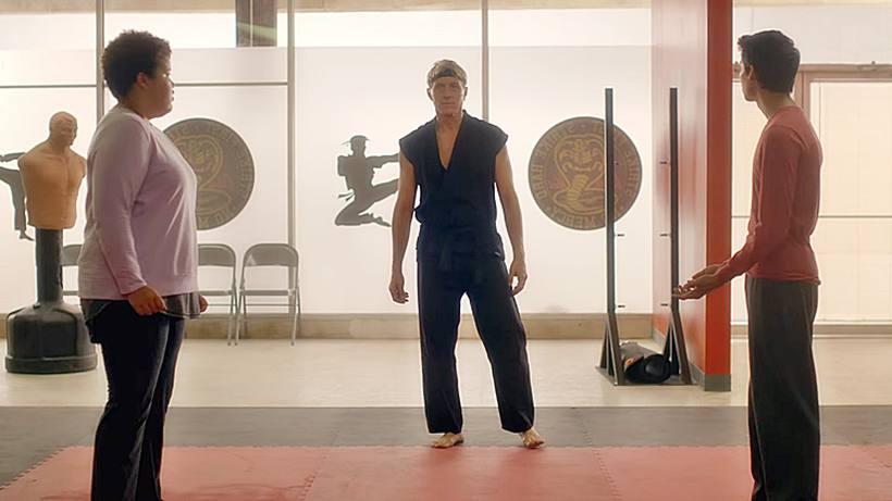YouTube divulga trailer de 'Cobra Kai', continuação do filme 'Karate Kid'