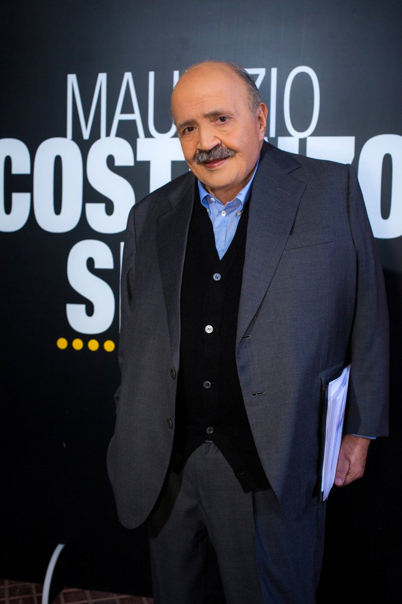 #MaurizioCostanzoShow