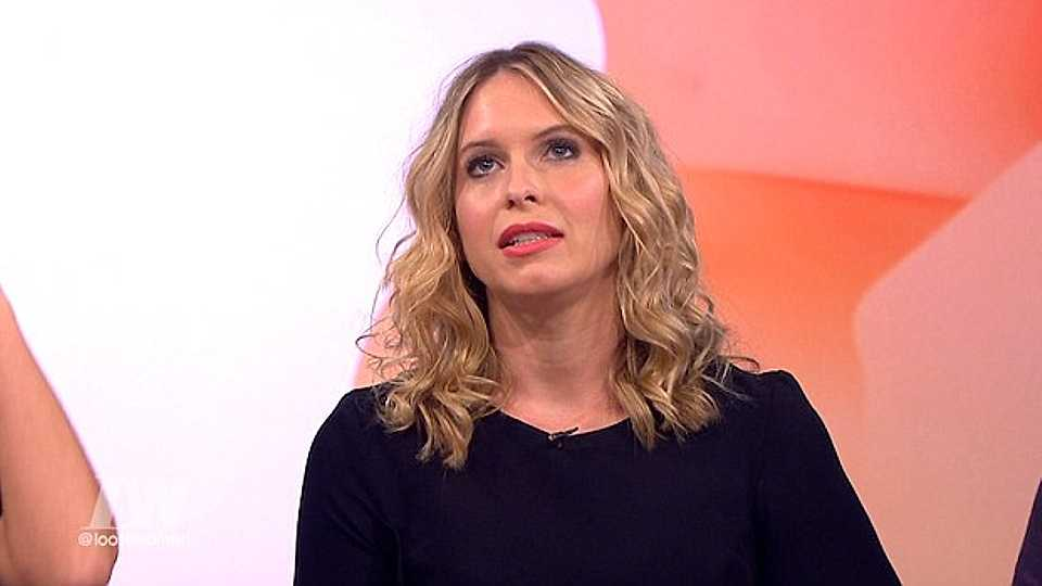 Brooke Kinsella working with EastEnders on powerful knife crime storyline
