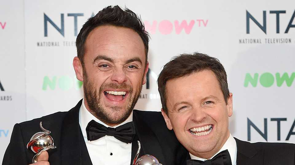 Fans label Dec a 'disgrace' for presenting Saturday Night Takeaway without Ant
