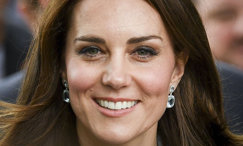 The earrings Duchess Kate is totally obsessed with ?