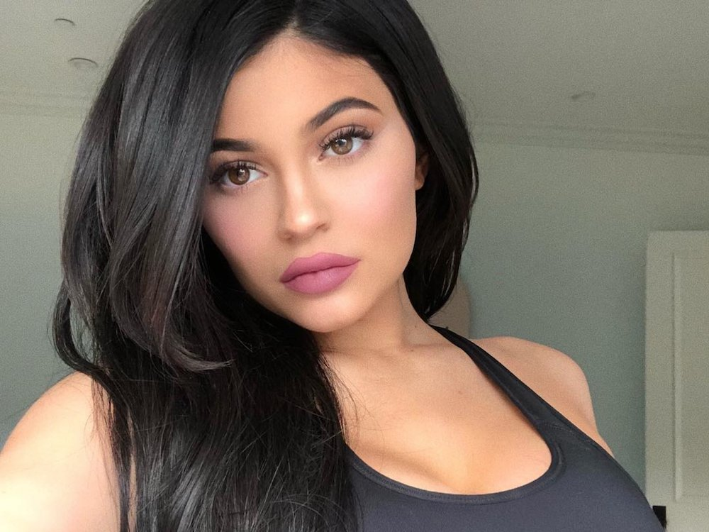Kylie Jenner Has Been Spotted Wearing A Ring On THAT Finger