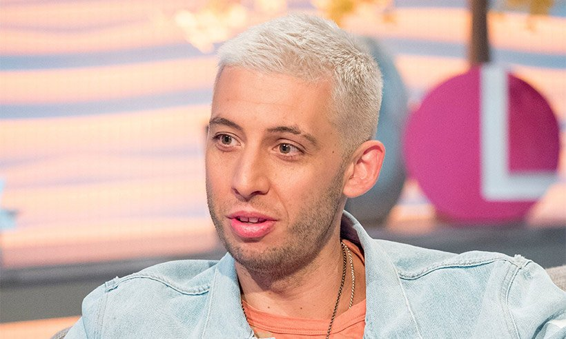 Example has opened up about how miscarriage affects men too - see what he had to say: