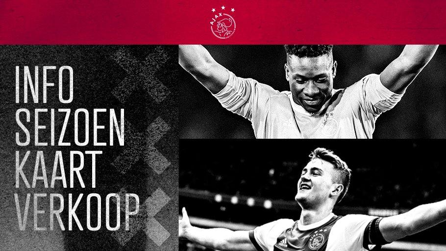 test Twitter Media - 17 x Jouw Ajax. Hopelijk ben je er volgend seizoen weer bij!   Meer informatie ➡️ https://t.co/N46rCTfVXn  ❌❌❌  #Seizoenkaart #JouwAjax https://t.co/04FouMJMbX