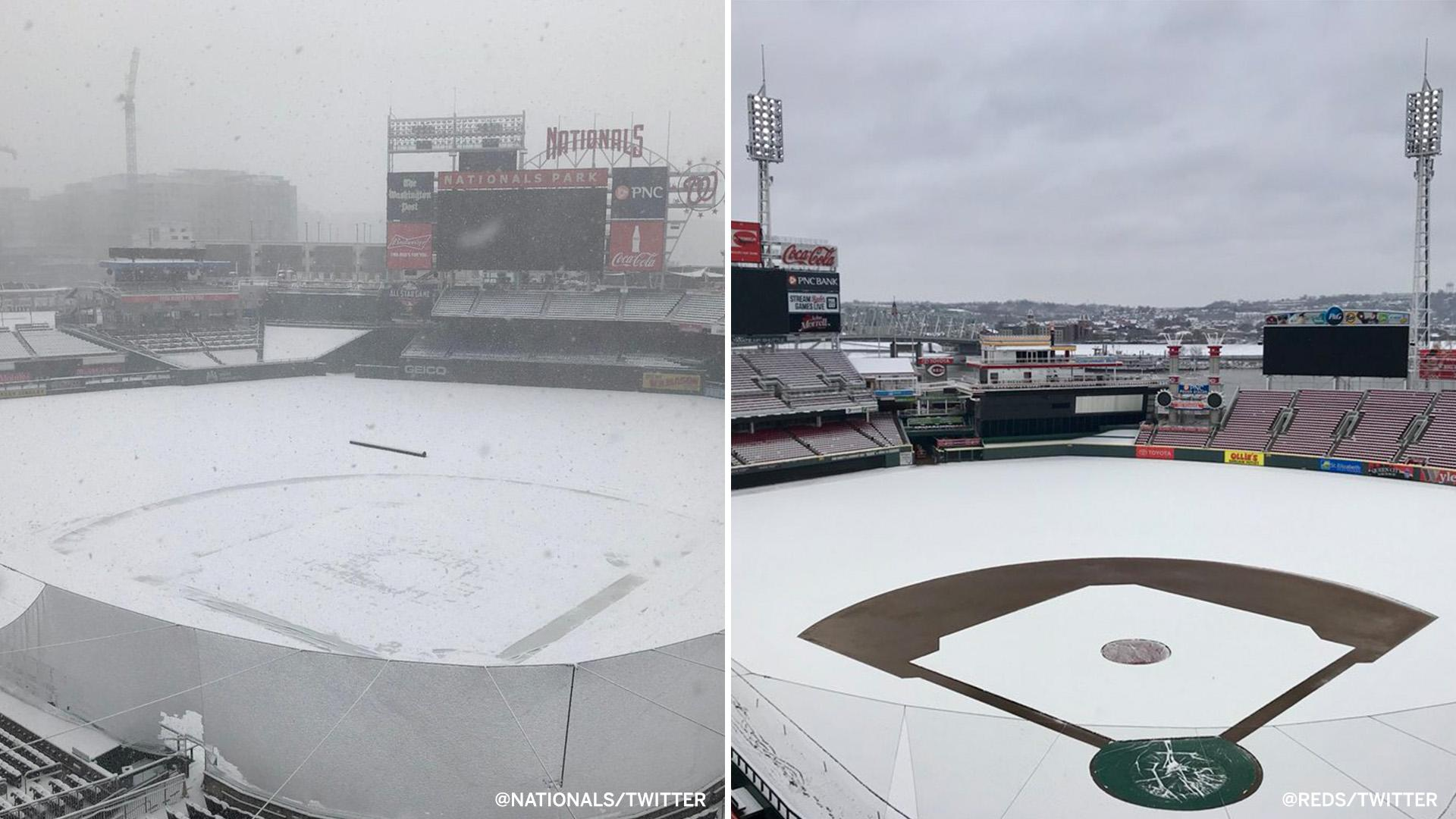 The @Nationals and @Reds are supposed to host games next week but uhh... https://t.co/iXSYxOoaLY