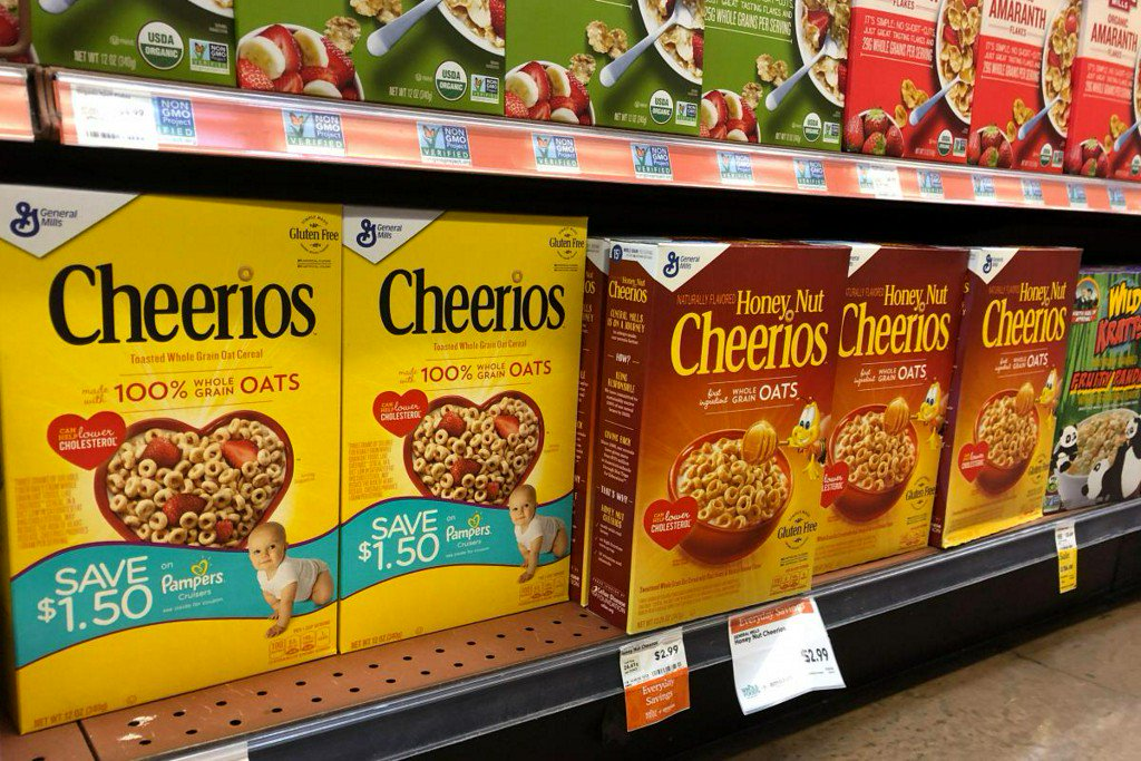 General Mills cuts profit forecast as freight, commodity costs weigh https://t.co/CZ9gLgrLbG https://t.co/SNCXAxcT8j