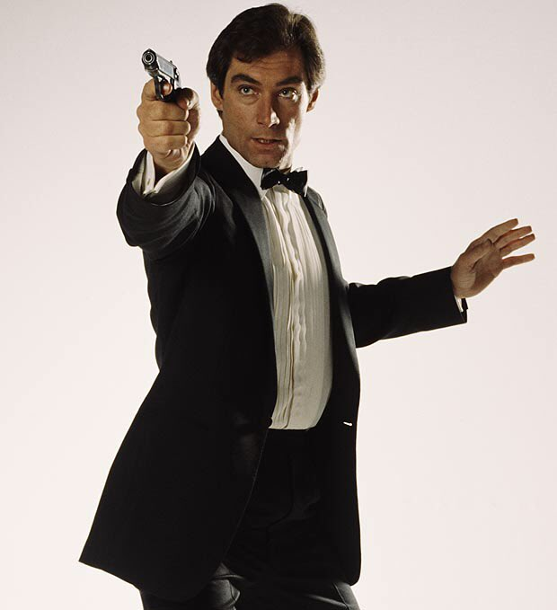 Happy birthday Timothy Dalton! The best Bond that is true to the Ian Fleming books.