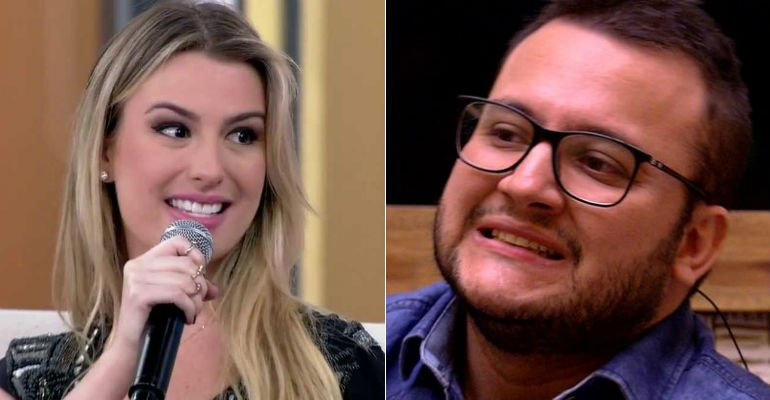 Fernanda Keulla. Foto do site da Caras Brasil que mostra Fernanda Keulla comete gafe com noiva de Diego: Sua mãe?