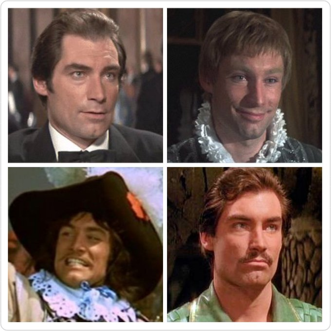 Timothy Dalton is 72 today, Happy Birthday Timothy