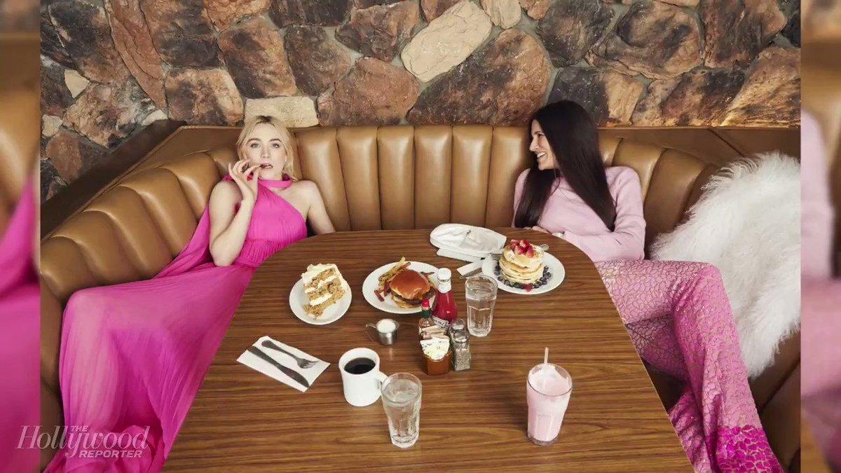 Oscar nominee Saoirse Ronan & Elizabeth Saltzman reveal their favorite awards season looks:
