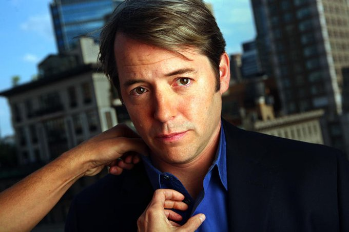 Happy birthday to actor Matthew Broderick, who turns 56 today
