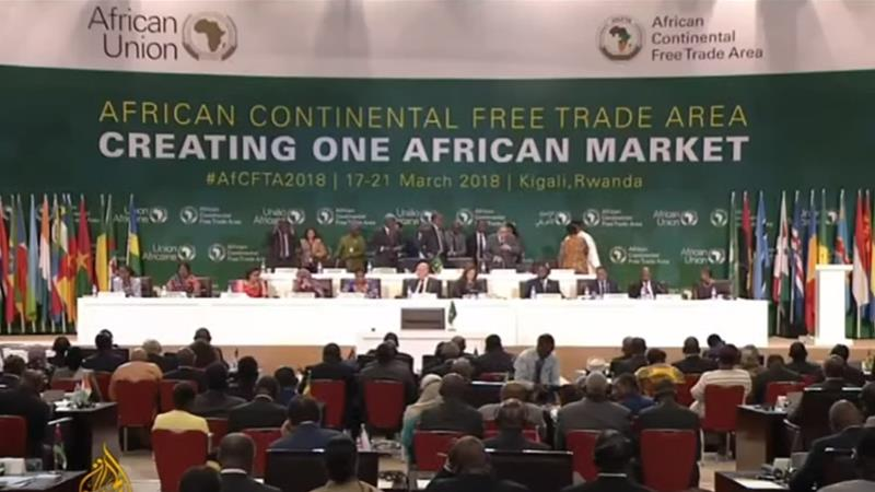 African leaders approve huge free trade deal