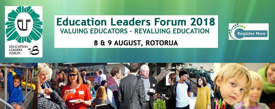 test Twitter Media - Registration is now open! Education Leaders Forum 2018 - 8 & 9 August, Roturua https://t.co/Q5EIeXSpOC https://t.co/xoOqVrMqfM