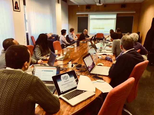 test Twitter Media - Today started the 4th NEWBITS meeting in #Barcelona with @OrtelioLtd @SEZ_Europa @TTSItalia @ISINNOVA @Atos @CEDelft @CUEBusiness and @Intelspace! Thanks to @UABBarcelona for hosting ! 🚗✈️🚊⛴️ https://t.co/MCRaxeq8Em