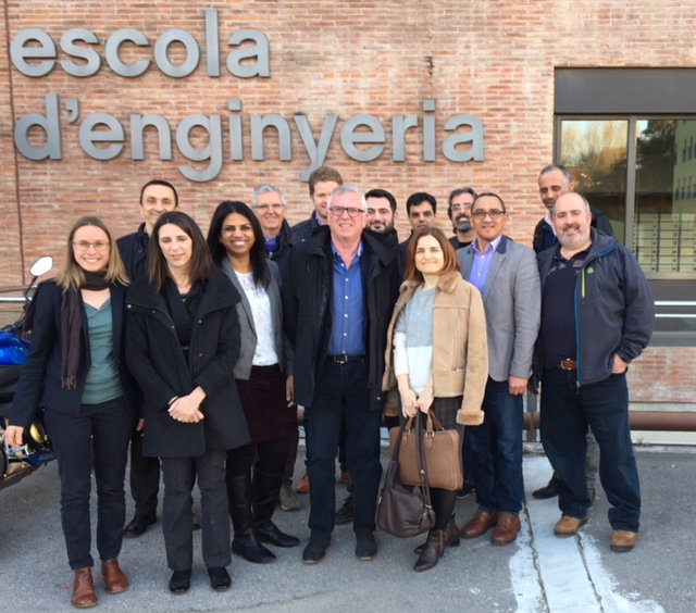 test Twitter Media - It was a very fruitful 4th project meeting in #Barcelona! Thanks everybody for the successful cooperation! @NEWBITS_CITS @EU_H2020 https://t.co/lNQboojBPr