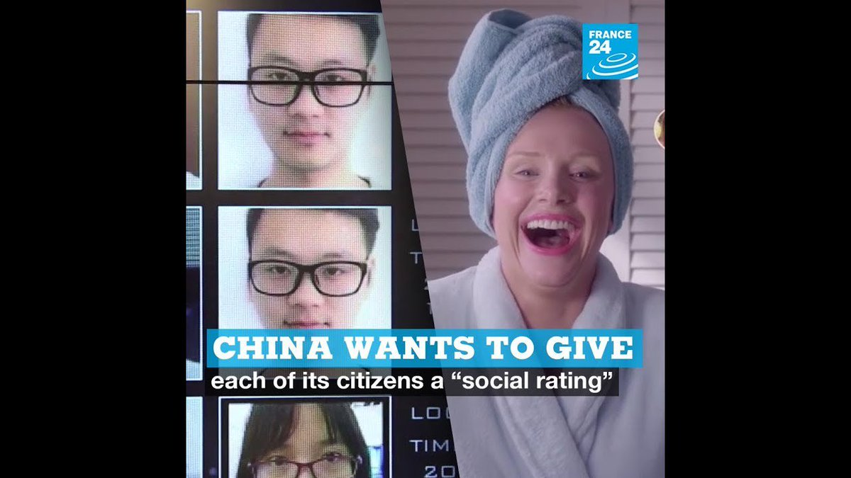 """?? China wants to give each of its citizens a """"social rating"""""""