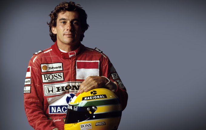 Happy birthday to number 1 pilot of all time, Ayrton Senna March 21th 1960
