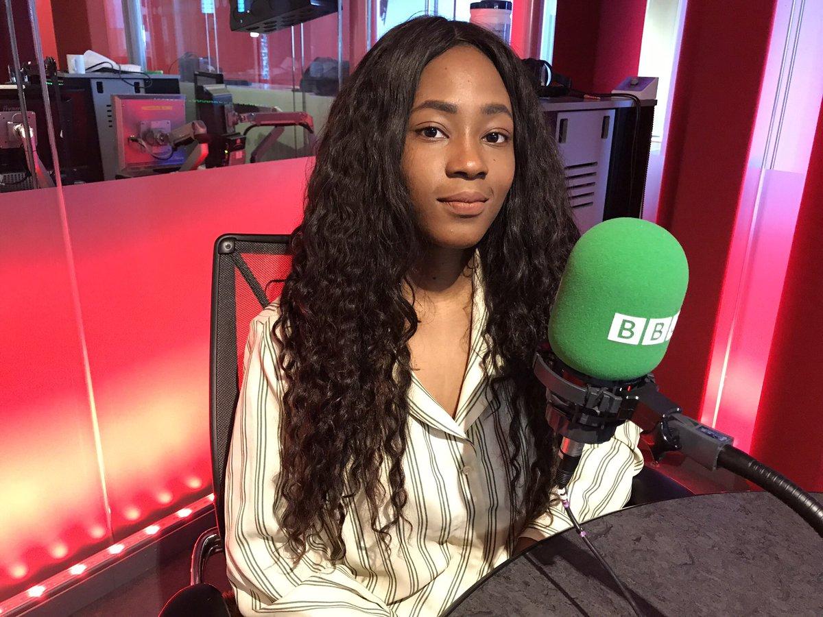 test Twitter Media - RT @theresa_lola: Spent #WorldPoetryDay at @BBCAfrica 🇳🇬 https://t.co/6owLrFVGfU