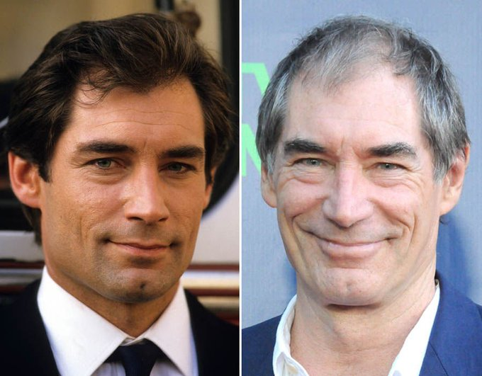Happy Birthday to Timothy Dalton! He turns 72 today.