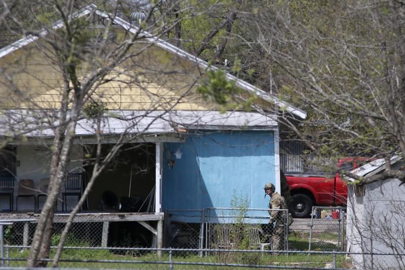 Deadly Texas blast suspect was quiet, home-schooled https://t.co/65RMIMZ9dY https://t.co/K91Fy2JqUL