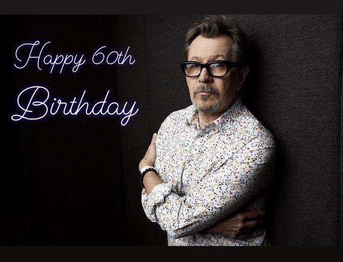 Happy Birthday to this years \Best Actor\ winner... Gary Oldman