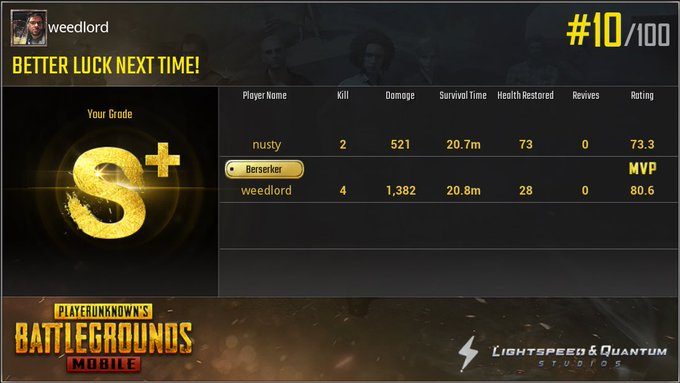 played my first round of PUBG mobile with my friend and esports prodigy @hubol https://t.co/49qZJ85gdB
