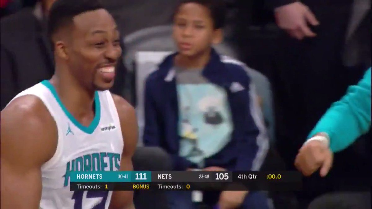 30/30 vision: Dwight Howard fi dwight howard