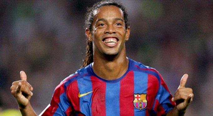Happy Birthday Ronaldinho Gaúcho