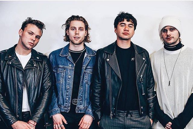 5 Seconds Of Summer. https://t.co/PEfnAWu0XJ