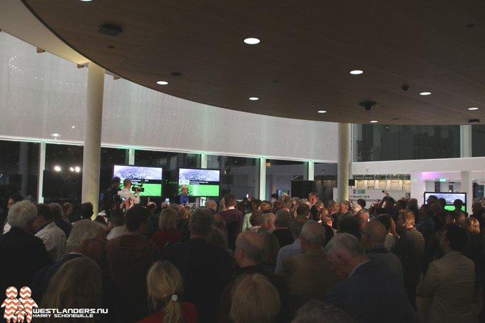 Voorlopige uitslag gemeenteraadsverkiezingen Westland https://t.co/Ncs6IJT1tR https://t.co/jayHZwbetv