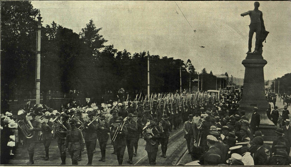 test Twitter Media - ANZAC Day March Principles. The Adelaide ANZAC Day March was established  on principles which are still honoured. Some marchers are entitled,  some are authorised and some are invited to take part. View the  principles at https://t.co/Jl3lyC2BHx https://t.co/ivnsJaA8Ls