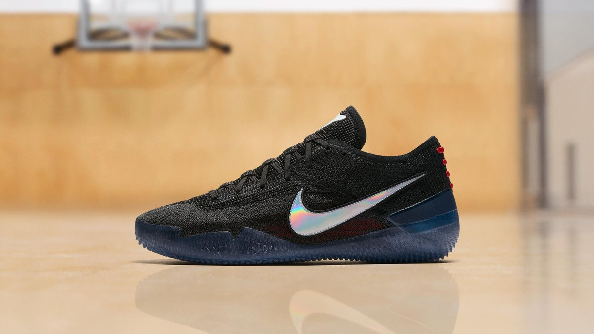 an official look at the nike kobe a d nxt 360 debuted by