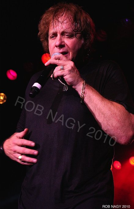 Happy Birthday to Eddie Money. Photos by Rob Nagy 2010