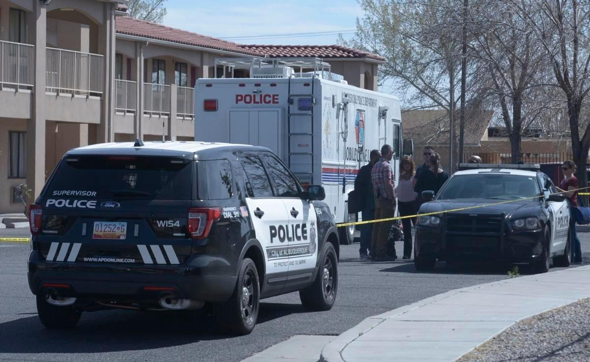 APD: 1 dead at NW Albuquerque motel