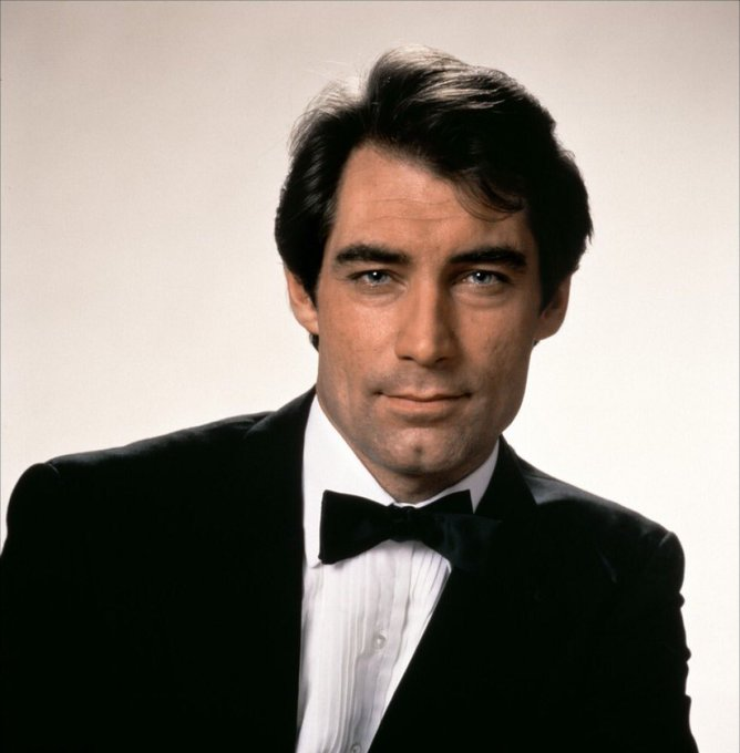 Happy birthday to Timothy Dalton. A true talent and arguable the most underrated actor.