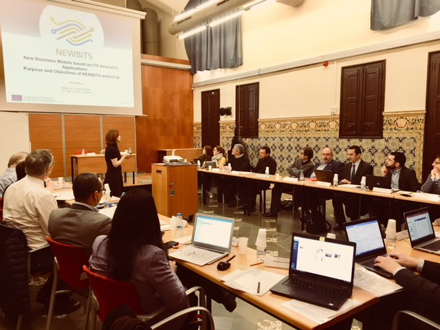 "test Twitter Media - Thanks to all stakeholders for joining the ""New business models for #ITS workshop"" at Casa Convalescència ! Great having you here today to jointly assess the 4 NEWBITS case studies led by @UABBarcelona @TTSItalia @CEDelft and @CUEBusiness https://t.co/zzFdiCHgme"