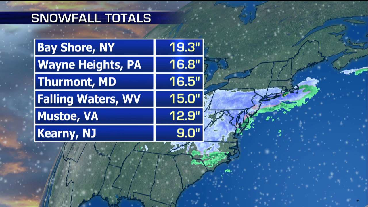 Snowfall totals. https://t.co/T7AvppZnw7