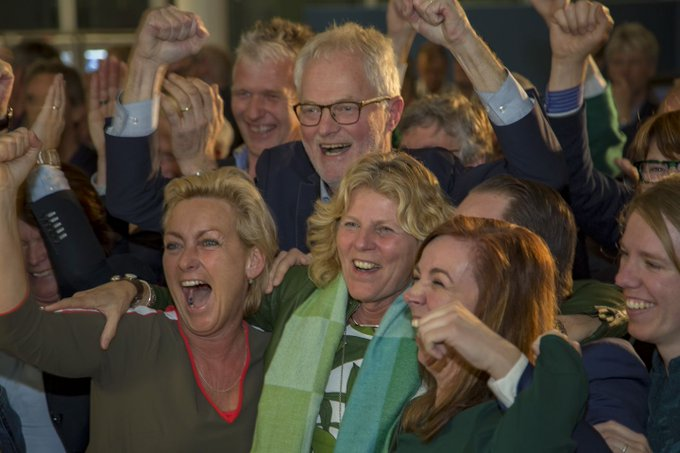 CDA Westland opnieuw de grootste partij https://t.co/aGqmXEHvBa https://t.co/QggOadvz5W