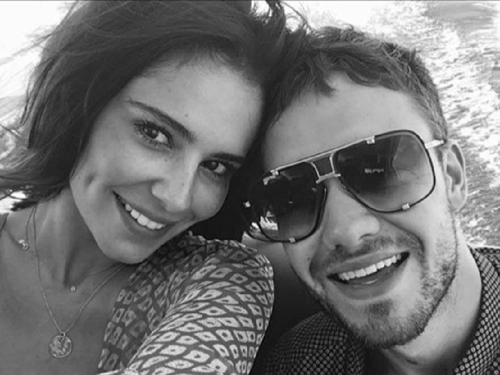 Cheryl And Liam Payne Take To Social Media For Baby Bear's First Birthday