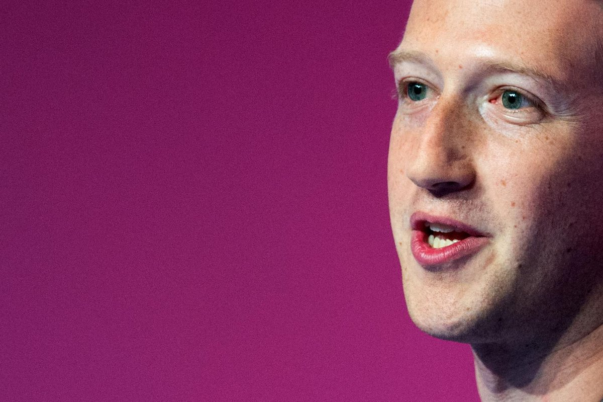 """Zuckerberg: """"I'm sure someone's trying"""" to meddle in midterm elections"""