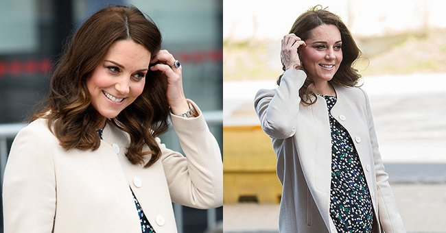 Kate Middleton just wore a £49 top, and it's still in stock (for now!)