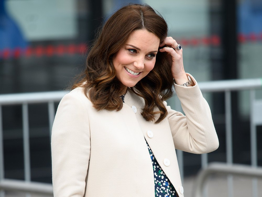Kate Middleton Just Wore A £49 Hobbs Top, And It's Still In Stock