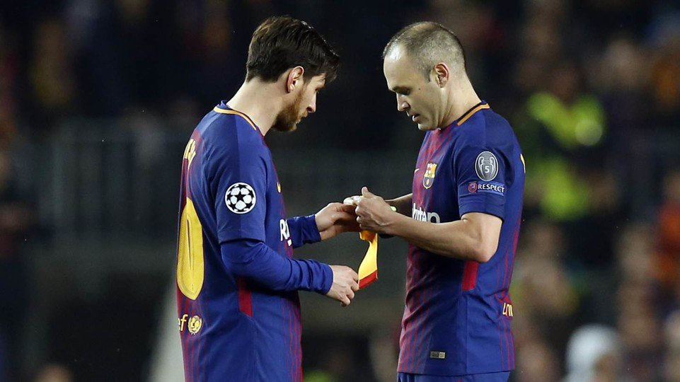 Andrés Iniesta has provided an update on his plans for the future beyond the current season: https://t.co/lCo9jl7gMo https://t.co/72hJa3kKyq